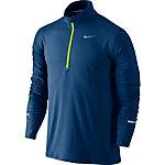 Nike Element Laufshirt Herren blau