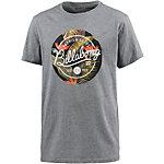 Billabong Coaster Printshirt Herren grau