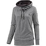 Ragwear Sweatshirt Damen graumelange