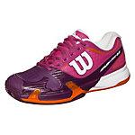 Wilson Rush Pro 2.0 Clay Tennisschuhe Damen violett / pink / weiß