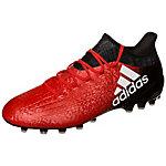 adidas X 16.1 Fußballschuhe Herren rot / schwarz