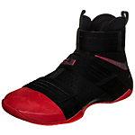 Nike Lebron Soldier 10 SFG Basketballschuhe Herren rot / schwarz