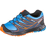 Salomon Steppy Multifunktionsschuhe Kinder blau/orange