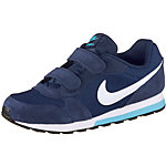 Nike MD Runner Sneaker Mädchen blau