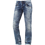 M.O.D Jason Straight Fit Jeans Herren used denim