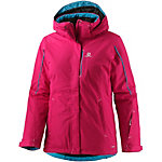 Salomon Strike Skijacke Damen gaura pink/kouak blue