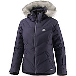 Salomon Icetown Skijacke Damen nightshade grey