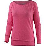 unifit Langarmshirt Damen pink