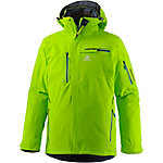 Salomon Brilliant Skijacke Herren granny green