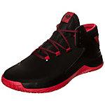 adidas D Rose Menace 2 Basketballschuhe Herren schwarz / rot