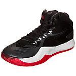 adidas D Rose Dominate 4 Basketballschuhe Herren schwarz / rot / weiß