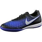 Nike MAGISTAX ONDA II IC Fußballschuhe Herren schwarz/blau