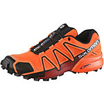 Salomon Speedcross 4 Laufschuhe Herren orange/rot