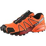 Salomon Speedcross 4 Laufschuhe Herren orange/rot