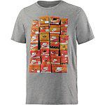 Nike T-Shirt Jungen grau