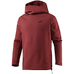 Nike Tech Fleece Sweatshirt Herren rot
