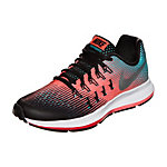 Nike Zoom Pegasus 33 Laufschuhe Kinder schwarz / orange