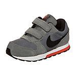 Nike MD Runner Sneaker Kinder grau / schwarz