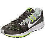 Nike Air Zoom Structure 20 Laufschuhe Herren grau / neongelb