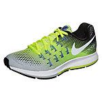Nike Air Zoom Pegasus 33 Laufschuhe Damen neongelb / schwarz