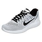 Nike Lunarglide 8 Laufschuhe Damen weiß / schwarz