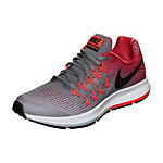 Nike Zoom Pegasus 33 Laufschuhe Kinder grau / rot