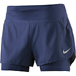 Nike Laufshorts Damen blau
