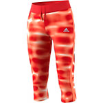 adidas Response Lauftights Damen rot/orange