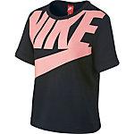 Nike T-Shirt Damen schwarz/apricot