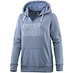 Under Armour Hoodie Damen petrol/melange