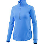 Under Armour Layered Up Laufshirt Damen blau