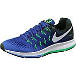 Nike Air Zoom Pegasus 33 Laufschuhe Herren blau/grün