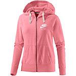 Nike Gym Vintage Sweatjacke Damen pink/melange