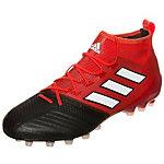 adidas ACE 17.1 Primeknit Fußballschuhe Herren rot / schwarz / weiß