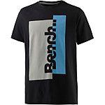 Bench T-Shirt Herren schwarz
