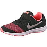 Nike Downshifter Laufschuhe Mädchen schwarz