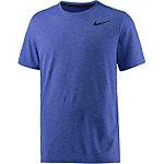 Nike Breathe Hyper Dry Funktionsshirt Herren blau