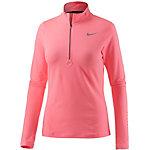 Nike Element Laufshirt Damen rosa