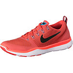 Nike Free Train Versatility Fitnessschuhe Herren orange