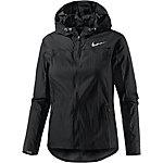 Nike Laufjacke Damen schwarz