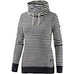 Superdry Sweatshirt Damen blau/weiß