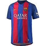 Nike FC Barcelona 16/17 Heim Fußballtrikot Herren blau/rot