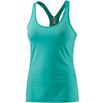 Under Armour Heatgear Funktionstank Damen türkis