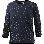 TOM TAILOR Sweatshirt Damen dunkelblau