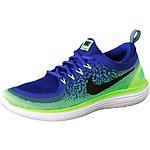 Nike Free RN Distance 2 Laufschuhe Herren blau