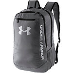 Under Armour Hustle Backpack Daypack Herren grau