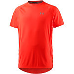 Under Armour Heatgear Run Laufshirt Herren orange