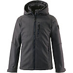 KILLTEC Pattia Softshelljacke Jungen anthrazit melange