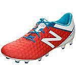 NEW BALANCE Visaro Pro Fußballschuhe Herren rot / weiß / blau
