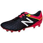 NEW BALANCE Visaro Pro Fußballschuhe Herren schwarz / rot / gelb